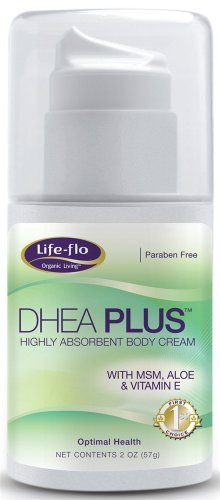 Life Flo Dhea Plus Cream 2 oz ( Multi-Pack)
