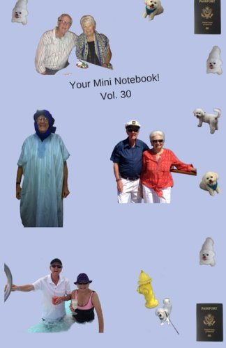Your Mini Notebook! Vol. 30: An inspiring mini notebook for all your dreams (Volume 30) pdf epub