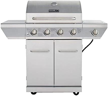 4 Burner Propane Grill Stainless Burner product image