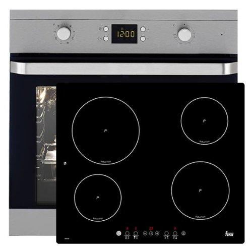 Beko oim22303 X forno da incasso + Teka piano cottura a induzione 60 ...