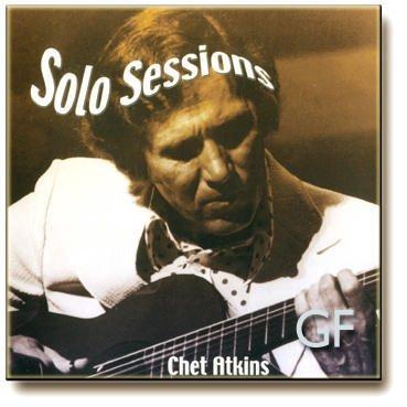 Chet Atkins - Chet Atkins Solo Sessions - Zortam Music