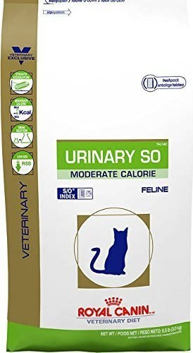 Royal CANIN Veterinary Diet urinary So Moderate Calorie Dry Cat ...