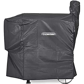 Amazon Com Cloakman Premium Heavy Duty Grill Cover Fits