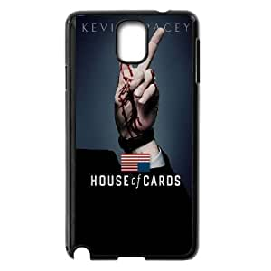 House Of Cards Samsung Galaxy Note 3 Cell Phone Case Black&Phone Accessory STC_119697