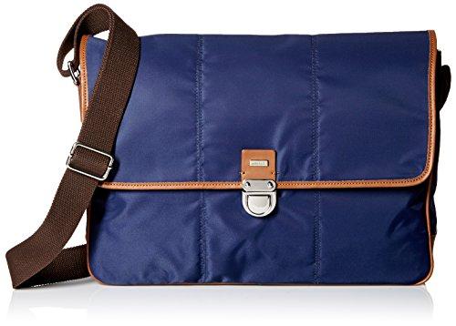 leather messenger bag cole haan - 5