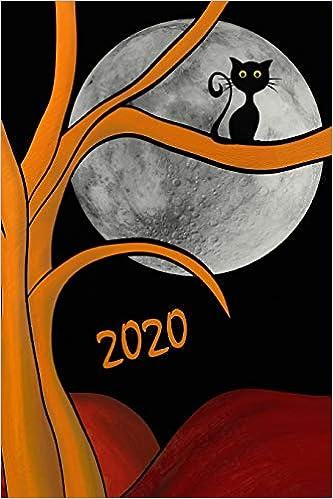 Calendario Lunare 2020 2020.2020 Calendario E Agenda Settimanale 2020 Calendario