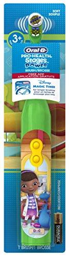 Toothbrush Power Disney Doc Mc Stuffins (Timer)