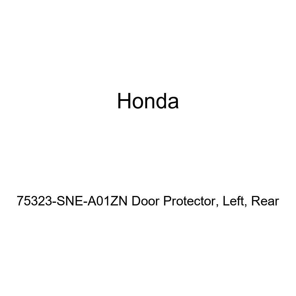 Genuine Honda 75323-SNE-A01ZN Door Protector Rear Left