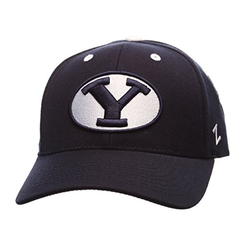 NCAA BYU Cougars Men's Competitor Hat, Adjustable, Navy