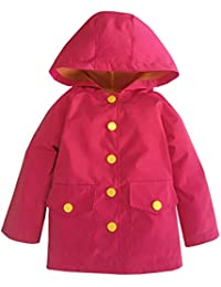 Girls' Lightweight Raincoats
