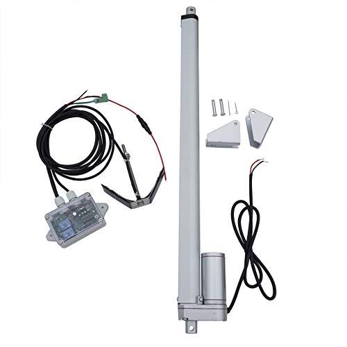 ECO-WORTHY Solar-Tracker, 1 kW, einachsig