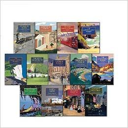 British Library Crime Classics Complete Collection 13 Books Set Murder Mysteries Series ()
