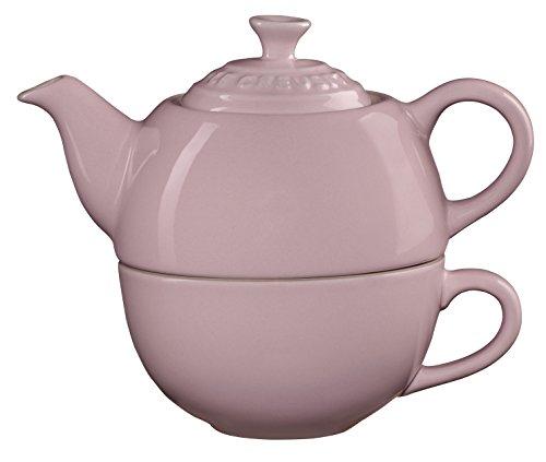 One Stoneware - Le Creuset Stoneware Tea for One, Hibiscus