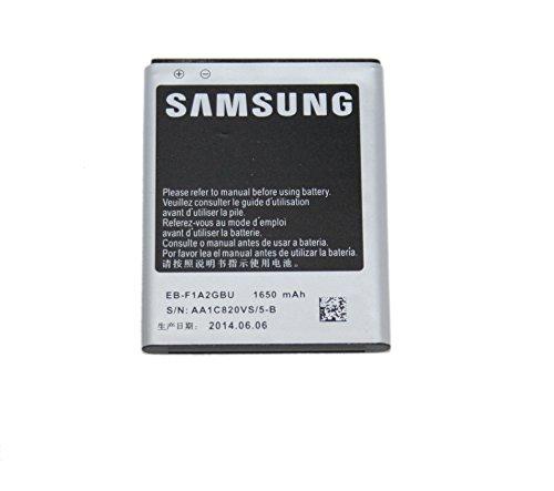Samsung Genuine Ebf1A2Gbu / Eb-F1A2Gbu Li-Ion (1650 Mah) For Samsung Galaxy S2 (Gt-I9100) / Samsung Galaxy S Ii - Incl.