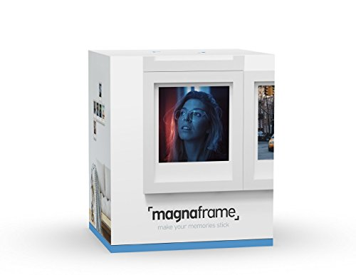 Magnaframe Magnetic Picture Frame Gallery - Polaroid Originals - 6 Pack - - Square Polaroid Frame