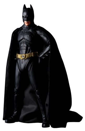 [Batman The Dark Knight Movie Medicom 12 Inch Real Action Heroes Batman] (Dark Knight Costumes Real)