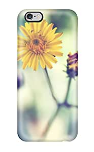 Excellent Iphone 6 Plus Case Tpu Cover Back Skin Protector Yellow Spring Daisy