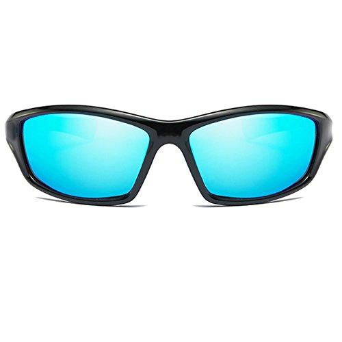 soleil JULI Lunettes de UV400 Femme Classique Sport Bleu 120 Homme Polarisées Mode wxxUgqYna1