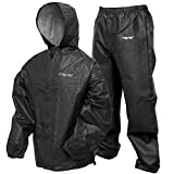 Frogg Toggs Pro Lite Waterproof Rain Suit, Carbon