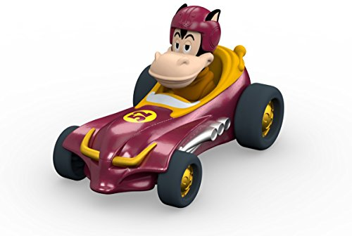 Fisher-Price Disney Junior Mickey and the Roadster Racers Horace's Flaming Flamenco Die-Cast Vehicle