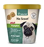 Product review for NaturVet 79903697 No Scoot Plus 60 Count Pumpkin Soft Chew