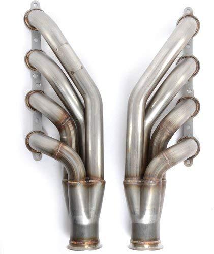 Amazon.com: JEGS GM LS Turbo Headers [1 7/8 in. Diameter, 3 in. Collector]: Automotive