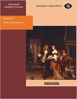 Book Macbeth