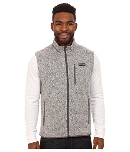 Patagonia Men's Better Sweater Vest (Stonewash, Large) (Patagonia Mens Better Sweater 1 4 Zip Sale)