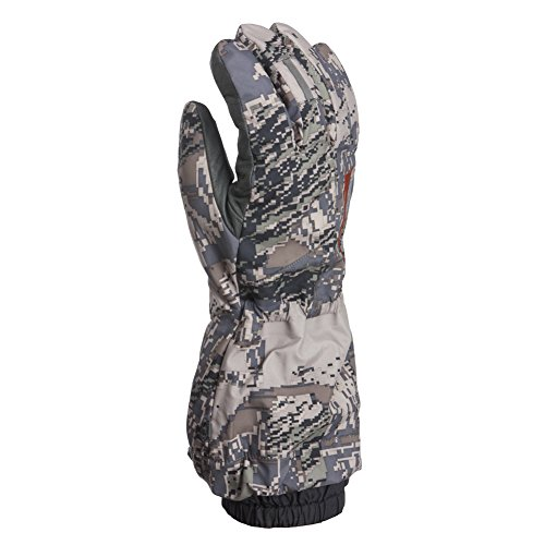 Sitka Gear Men's Stormfront Waterproof Insulated Glove, Optifade Open Country, Large