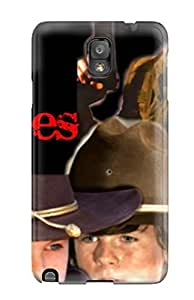 Frank J. Underwood's Shop 2743913K11298998 High Quality Shock Absorbing Case For Galaxy Note 3-artistic Carl Grimes The Walking Dead The Walking Dead