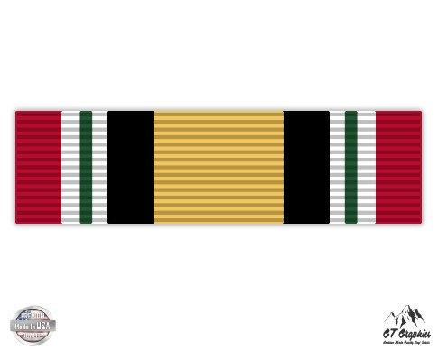 Iraq Service Ribbon - Iraq Campaign Service Ribbon - 3