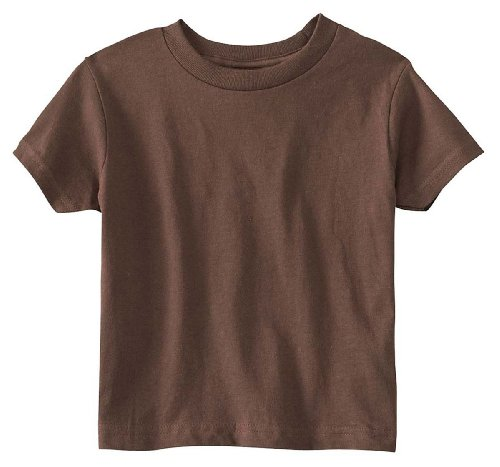 Rabbit Skins Toddler Short-Sleeve T-Shirt (M-3301) for sale  Delivered anywhere in USA