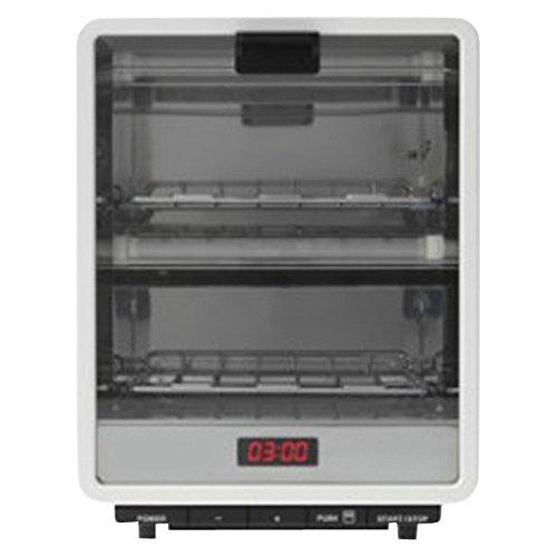 ± 0 (PLUS MINUS ZERO) Oven Toaster XKT-V120-W (White)