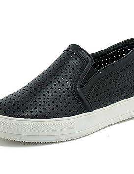 ZQ Zapatos de mujer - Plataforma - Plataforma / Creepers / Punta Redonda - Mocasines -