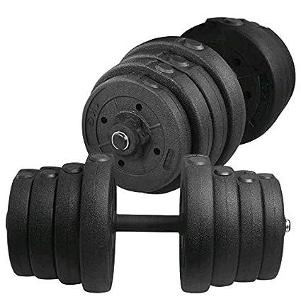 Juego de Pesas de Entrenamiento para bíceps y tríceps genéricos, 2 Mancuernas para Gimnasio o