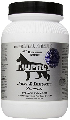 Nupro Joint Suppliment Silver Size:5LB PACK OF 2 -