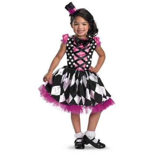 Harlequin Honey Costume (Toddler (3T-4T)) -