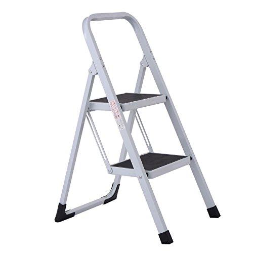 Giantex Ladder Folding Platform Capacity
