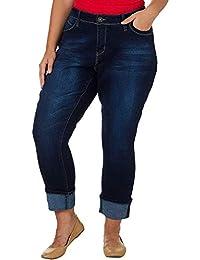ifidex Eletina Size Juniors Plus Wannabettabutt Mega Cuff Jeans 24 Butt Pants Womans