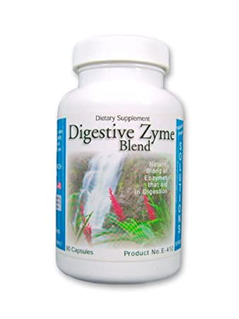 Amazon.com: zymes Suplemento Digestivo, ayuda digestiva ...