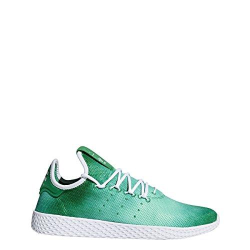Adidas Tennis Heels - adidas Originals Men's PW Holi Tennis Hu, Green/White/White, 9 M US