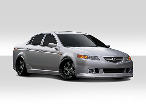 Duraflex ED-LNG-749 K-1 Body Kit - 4 Piece Body Kit - Compatible For Acura TL 2004-2008 (Wing Door Kits)
