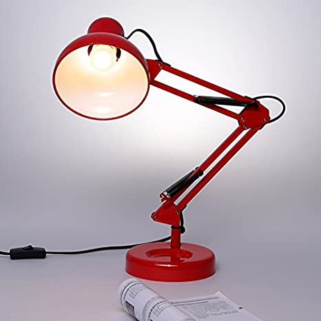 Modern creative energy-saving Bedroom Study Room Desk lamp ...