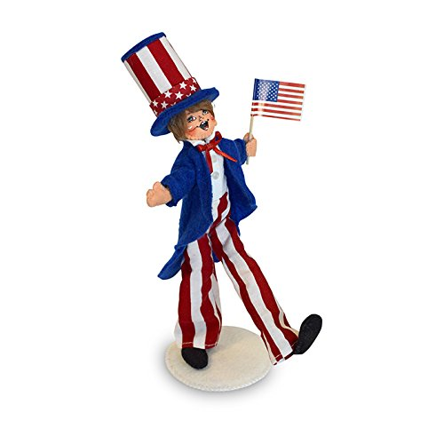 Annalee - 10in Uncle Sam Kid