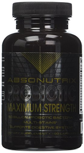 Absonutrix Probiotic Maximum Strength Multi Strain product image