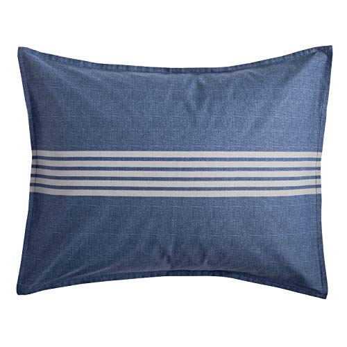 Dormify Stanton Stripe Standard Sham, Cotton Striped Sham, for Fashion-Minded and Small-Space Decorating