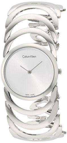 Calvin Klein K4G23126 Ladies Body Silver Watch