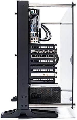 Thermaltake LCGS Shadow III AIO Liquid Cooled CPU Gaming PC (AMD RYZEN 5 3600 6-core, ToughRam DDR4 3200Mhz 16GB RGB Memory, RTX 2060 Super 8GB, 1TB SATA III, WiFi,Win 10 Home) P3BK-B450-STL-LCS, 410W0A9Ub L