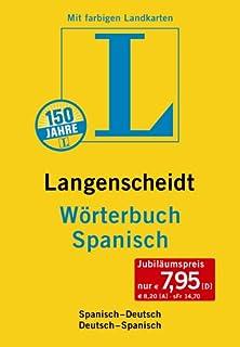 Langenscheidt Wörterbuch Spanisch-Deutsch-Spanisch