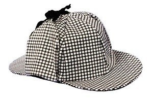 SHERLOCK HOLMES HAT ECONOMY - Sherlock Homes Costumes